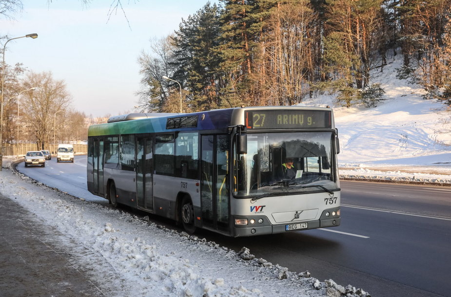 Vilniaus miesto autobusas