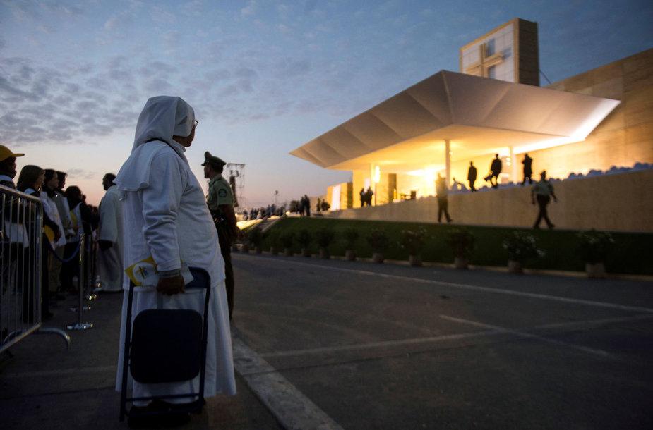 Popiežiaus Pranciškaus vizitas Čilėje