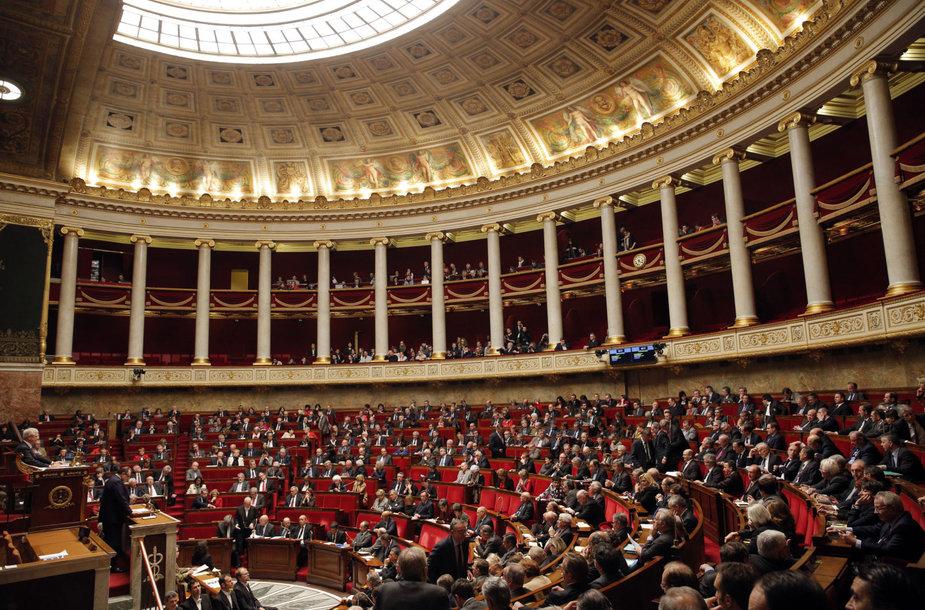 Prancūzijos Nacionalinė asamblėja