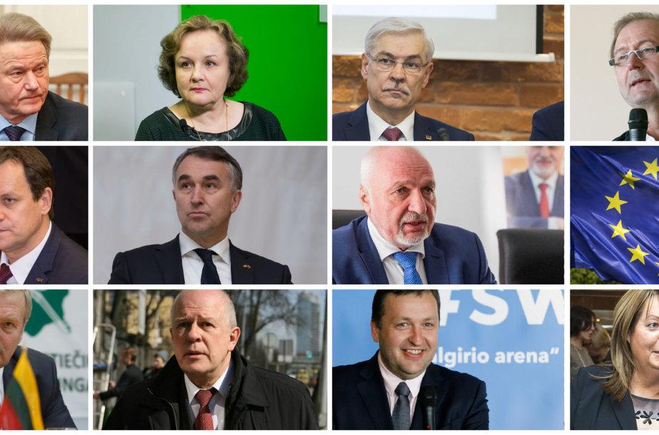 Lietuvos europarlamentarai