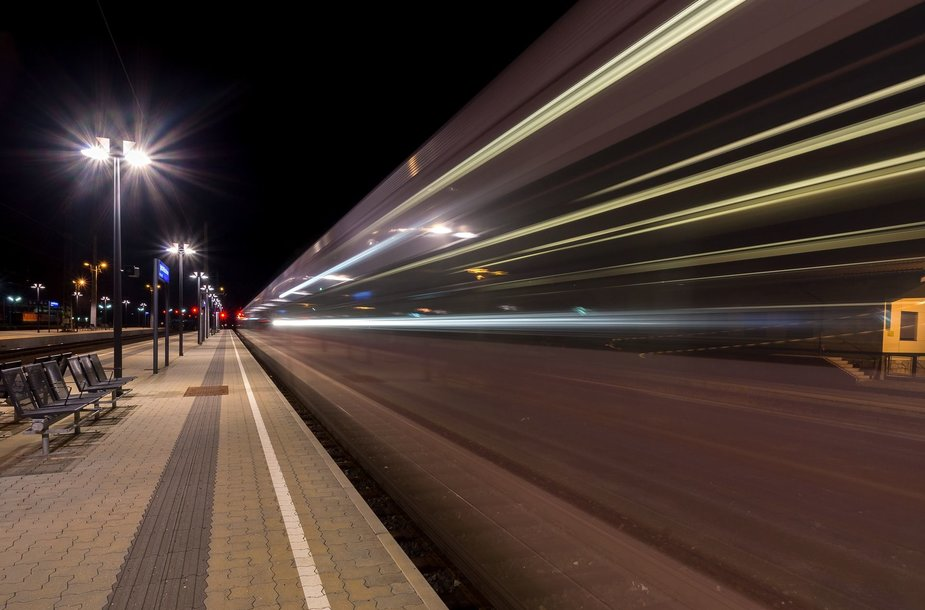 Naktiniai traukiniai Europoje populiarėja
