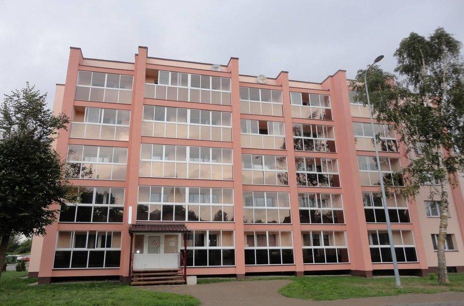 Stadiono g. 15, Akmenė