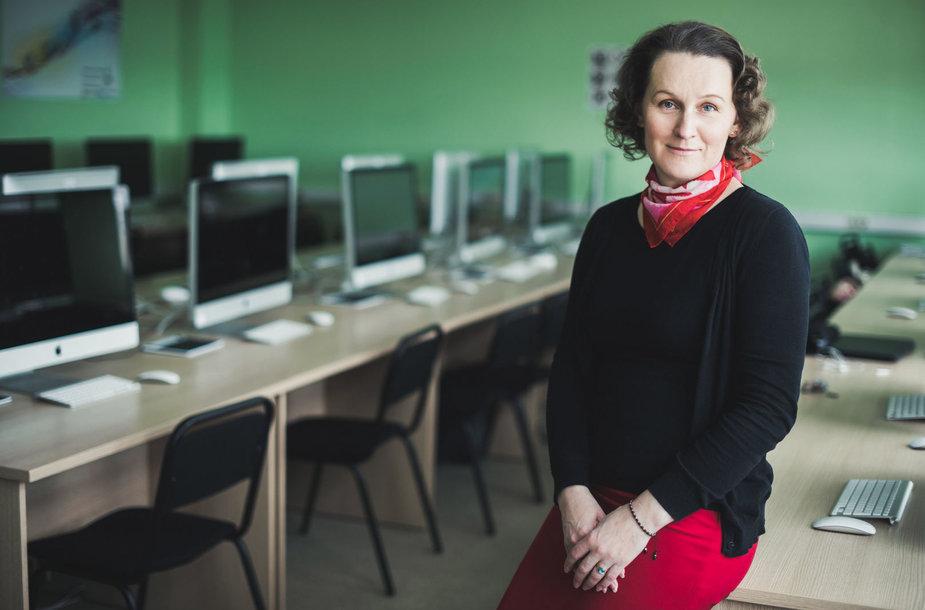 Vilniaus Gedimino technikos universiteto (VGTU) Grafinių sistemų katedros lektorė dr. Rytė Žiūrienė