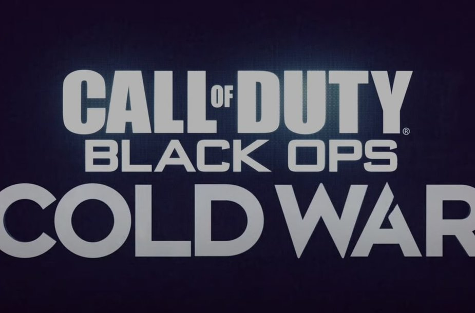 """Call of Duty Black Ops: Cold War"""