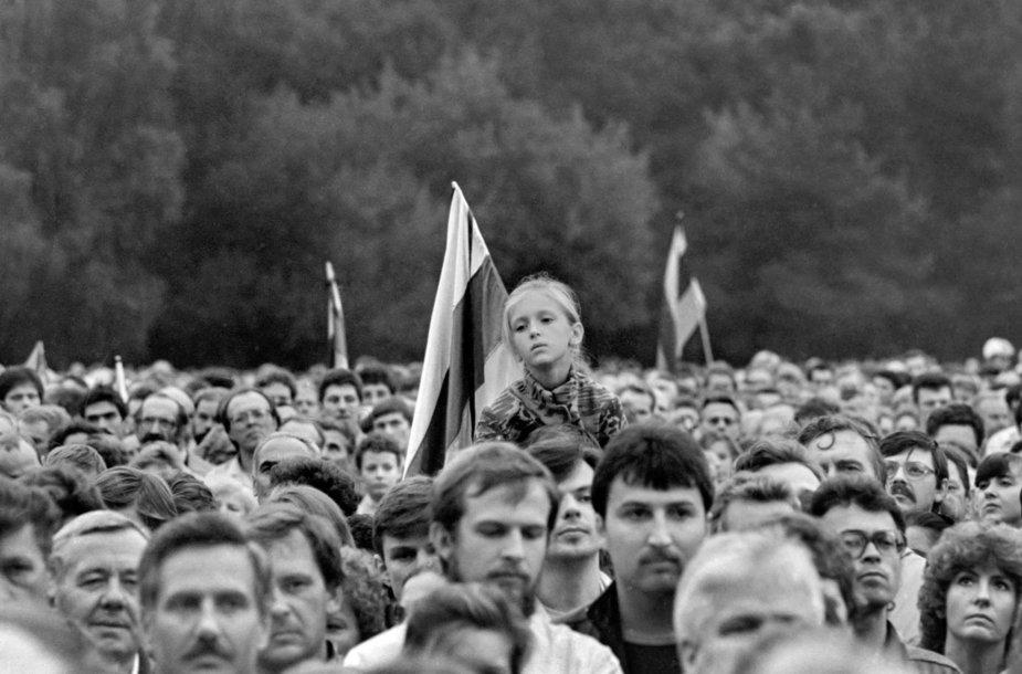 1988 m. rugpjūčio 23 d. Sąjūdžio mitingas Vingio parke