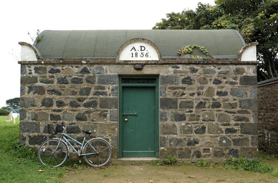 Kalėjimas Sarko saloje