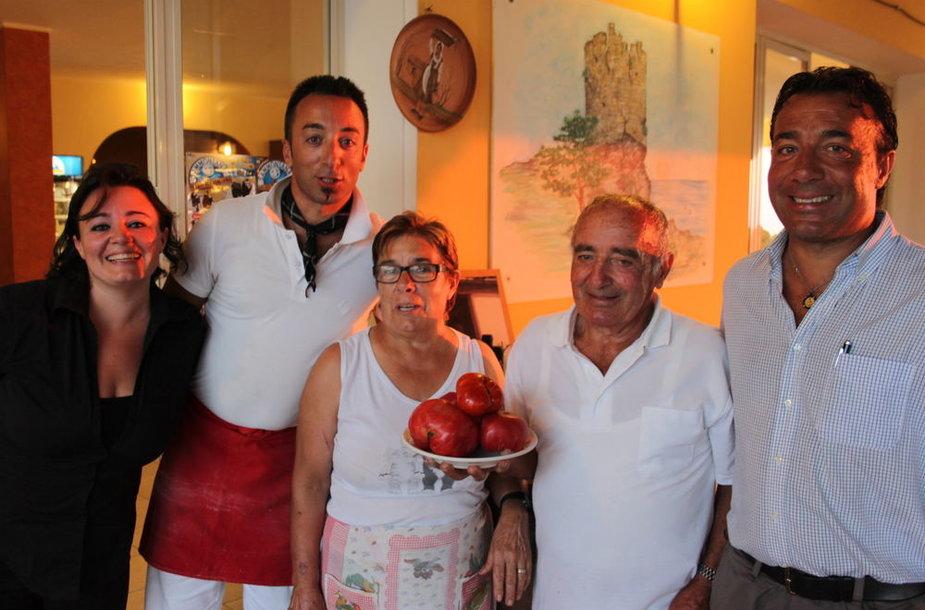 Pontoriero šeima