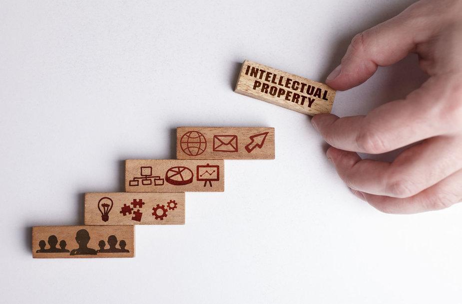 Intelektinės nuosavybė
