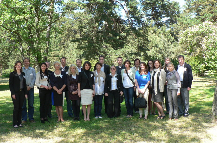 "Projekto ""South Baltic Professionals"" partneriai Palangoje"