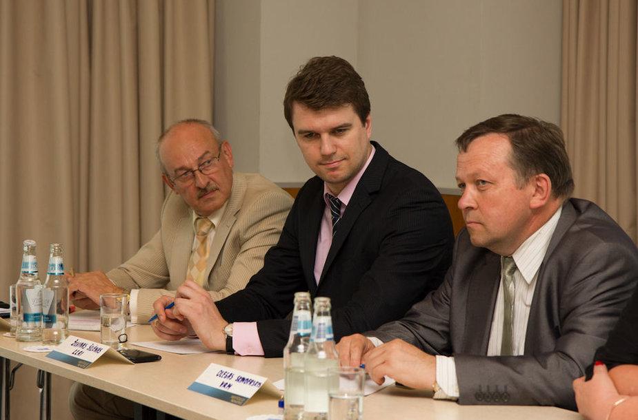 IQ forumas: Lietuvos pimininkavimo ES Tarybai prioritetai – planai ir veiksmai