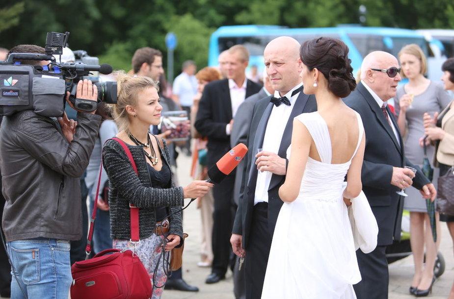Rūta Mykolaitytė, Ramūnas Šimukauskas ir Roberta Taraškevičiūtė
