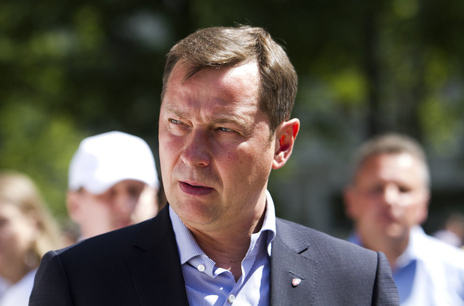 Vilniaus miesto meras Artūras Zuokas