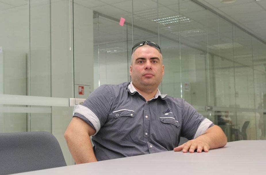 Gintaras Šalkauskas