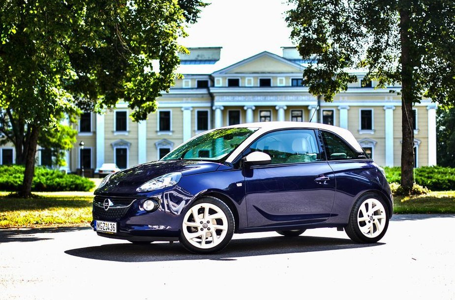 """Opel Adam"""
