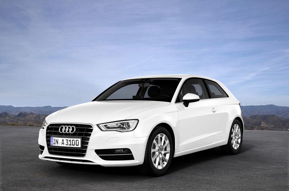 """""""Audi A3 1.6 TDI ultra"""""""