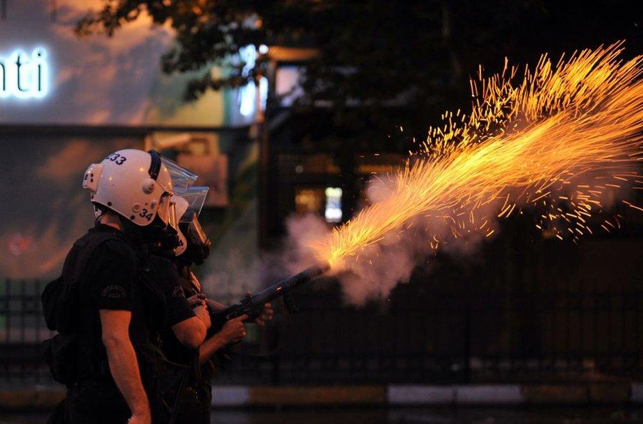 Protestai Turkijoje