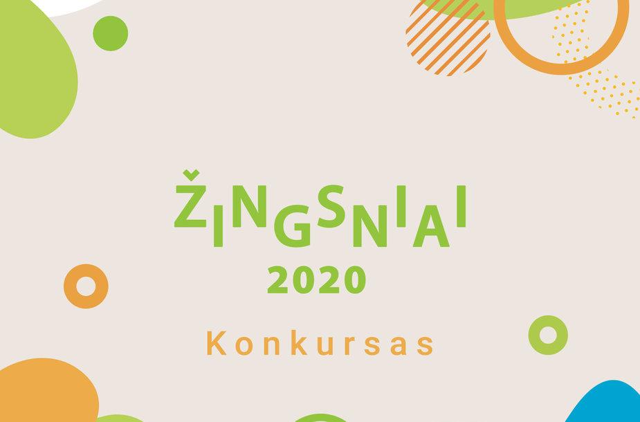 """""""Žingsniai 2020"""""""