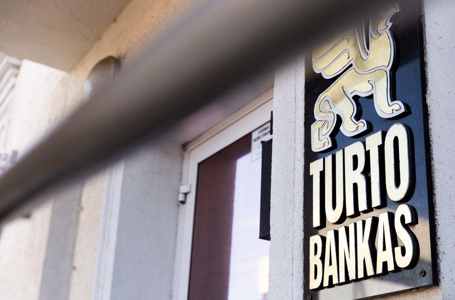 """Turto bankas"""