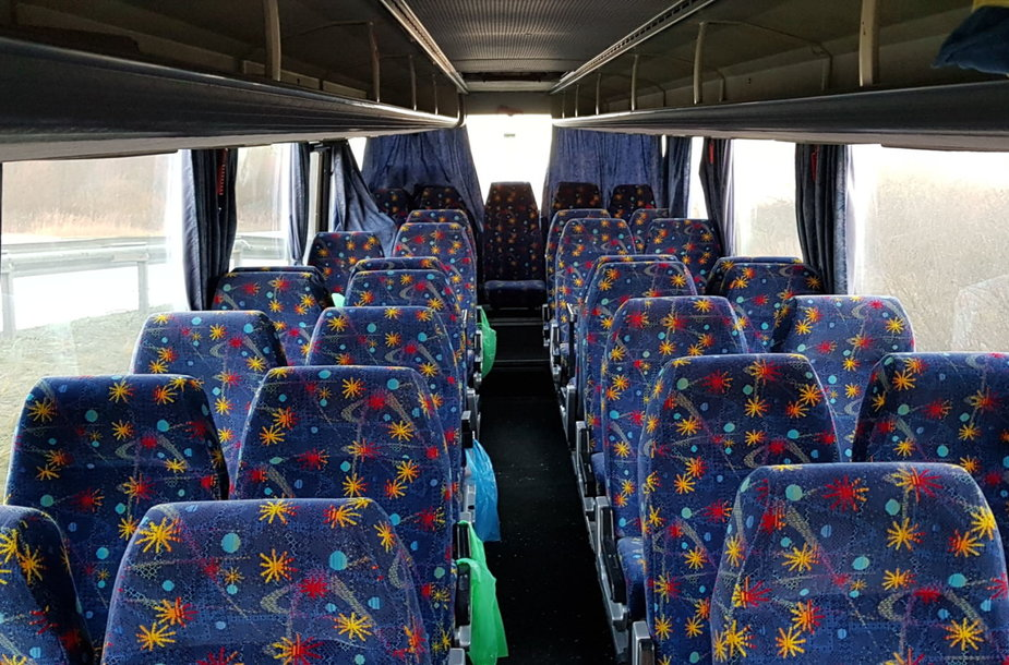 Netoli Kuršėnų susidūrė autobusas ir mikroautobusas