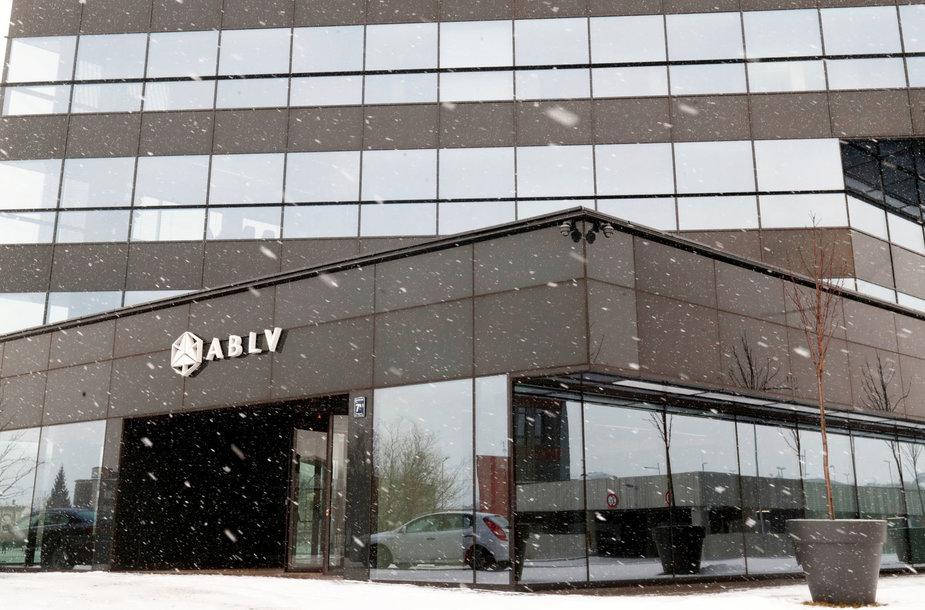 Banko ABLV būstinė Rygoje