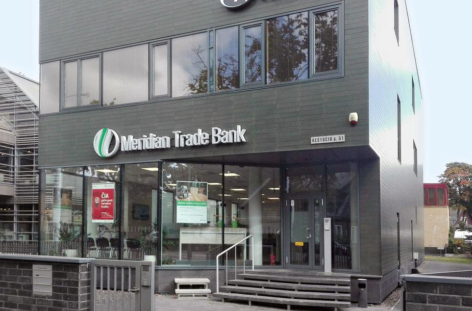 Meridian Trade bank