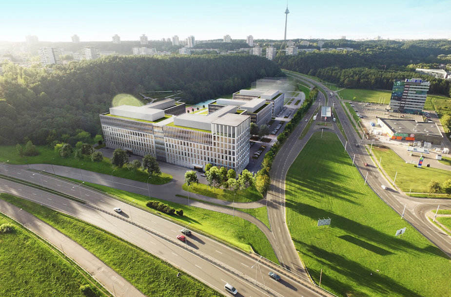 """Business Garden Vilnius"""