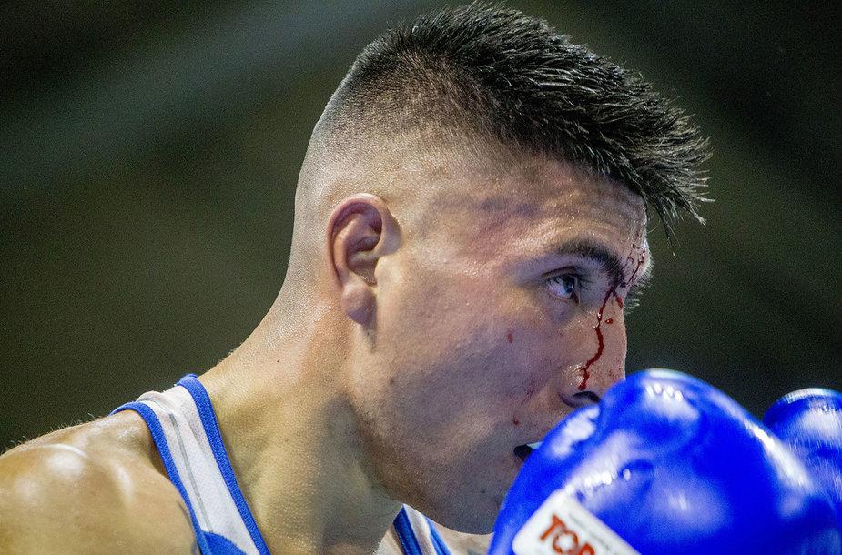 Kaune prasidėjo Algirdo Šociko bokso turnyras.