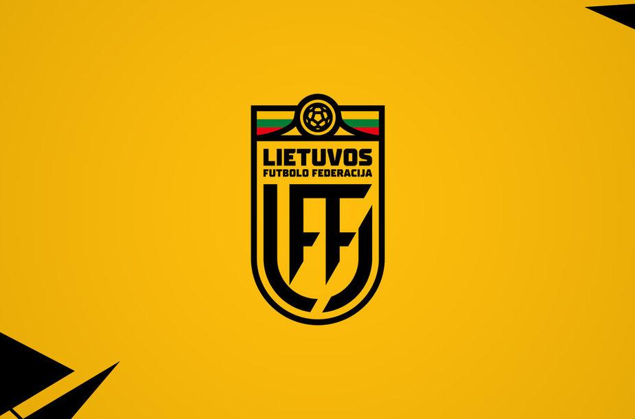 Naujas LFF logotipas.