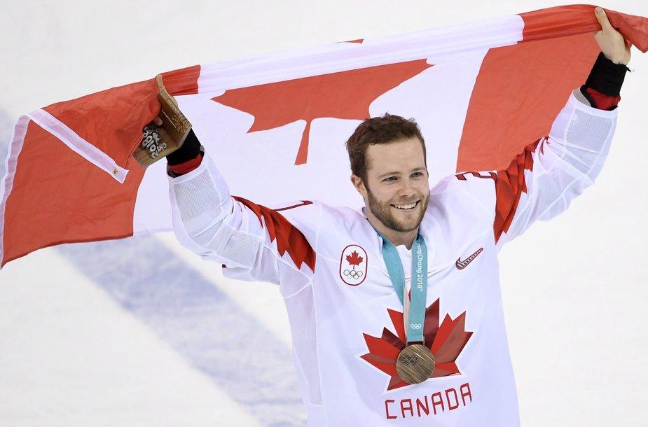 Kanados ledo ritulininkai iškovojo olimpinių žaidynių bronzą.
