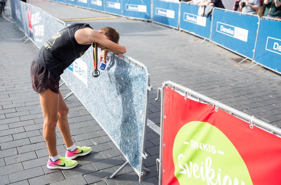 """""""Danske bank"""" Vilniaus maratonas 2018"""