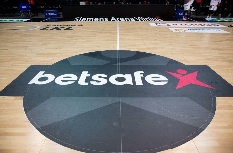 """""""Betsafe"""" logotipas"""