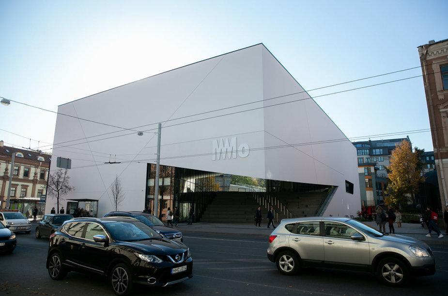 Modernaus meno centras MO