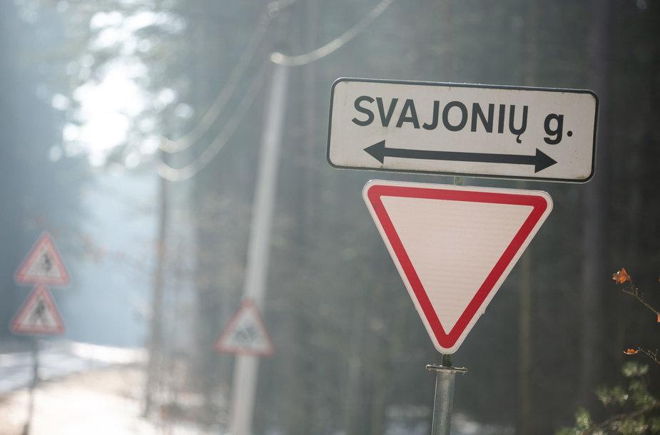Svajonių gatvė Vilniuje
