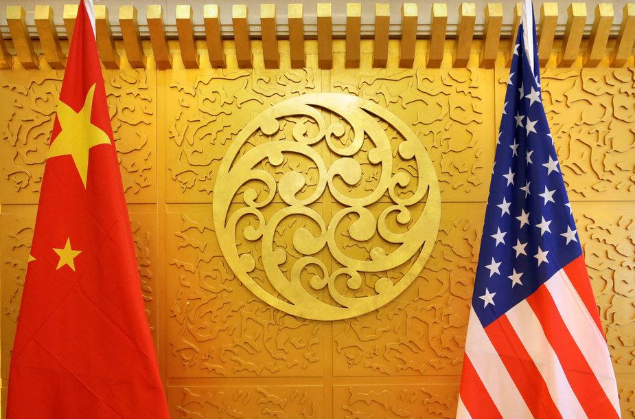 Kinija ir Jungtinės Amerikos Valstijos