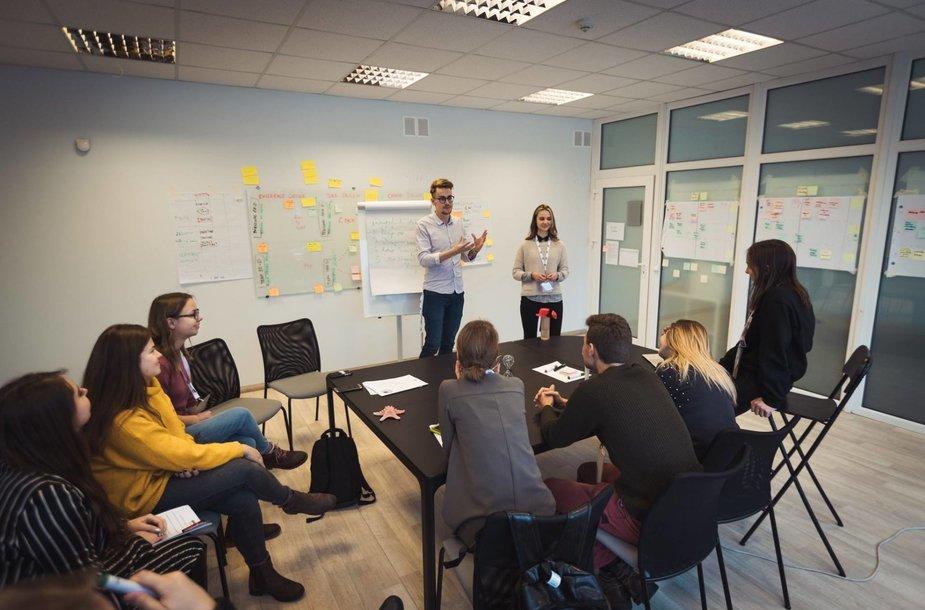 VDU Verslo praktikų centre – darbdavių patarimai studentams