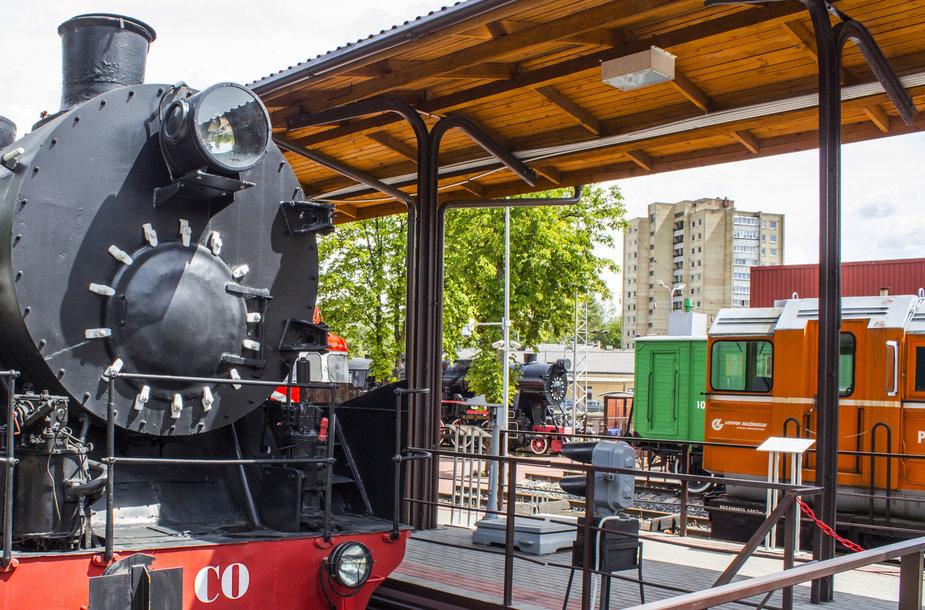 Vilniuje bus kuriamas moderniausias geležinkelių muziejus regione