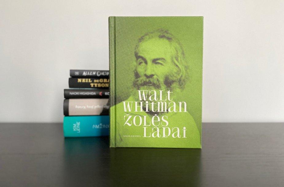 """Waltas Whitmanas """"Žolės lapai"""""""