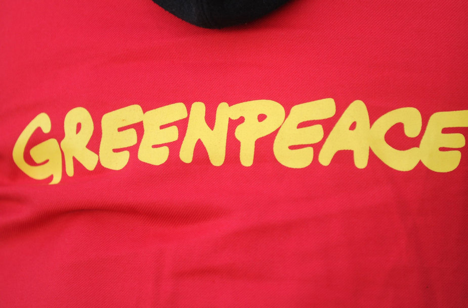 """Greenpeace"" logotipas"