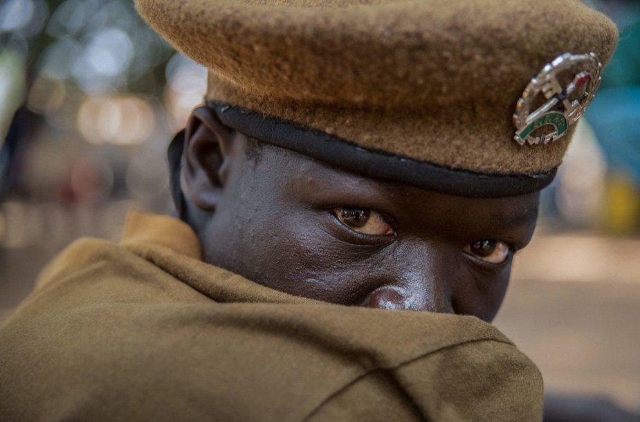 Iš Pietų Sudano sukilėlių grupuočių išlaisvinti vaikai