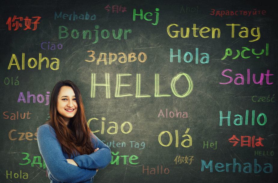 Užsienio kalbos