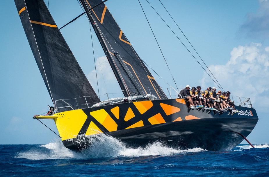 """""""Ambersail-2"""". St.Maarten Heineken Regata"""