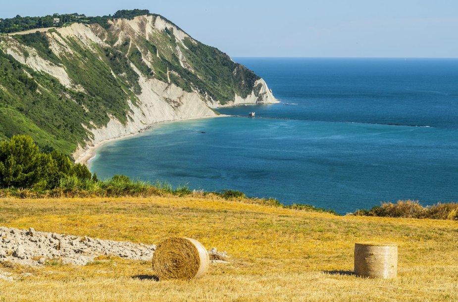 Markės regionas, Italija