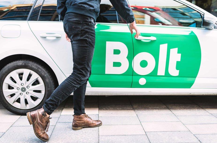 """Bolt"" automobilis"