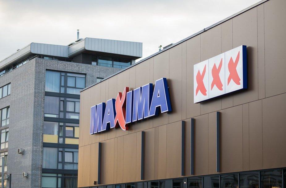 """Maxima"" parduotuvė"