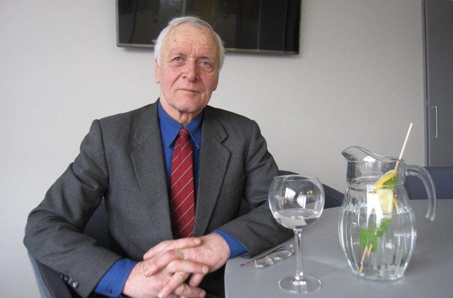 Gydytojas A. Vaitoška