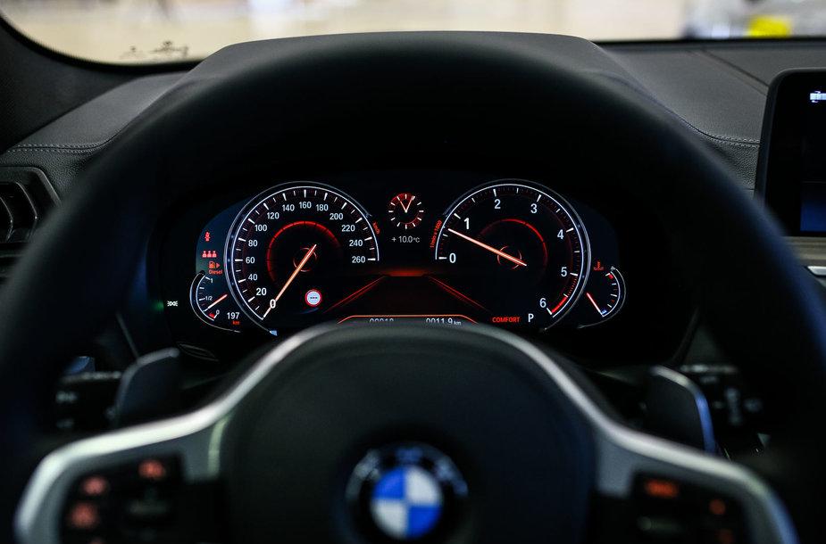 """Tautos automobilis 2018"": BMW X3"