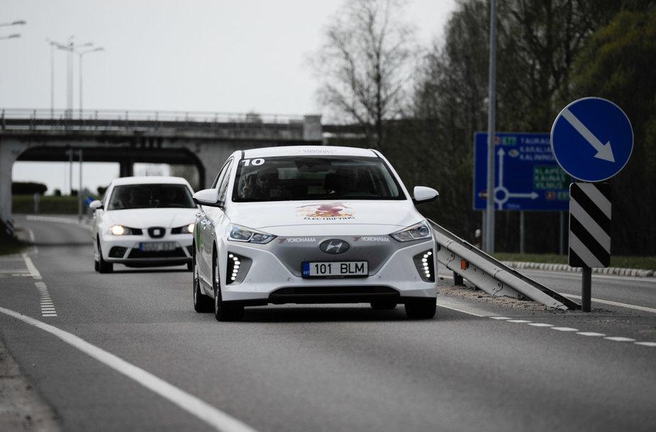 Elektromobilių lenktynės