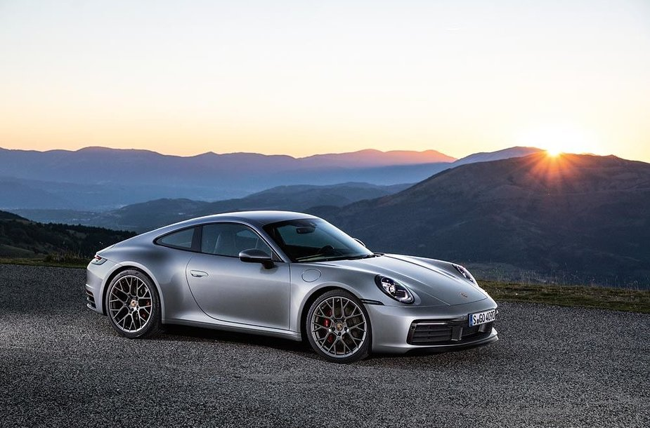 """""""Porsche 911"""""""