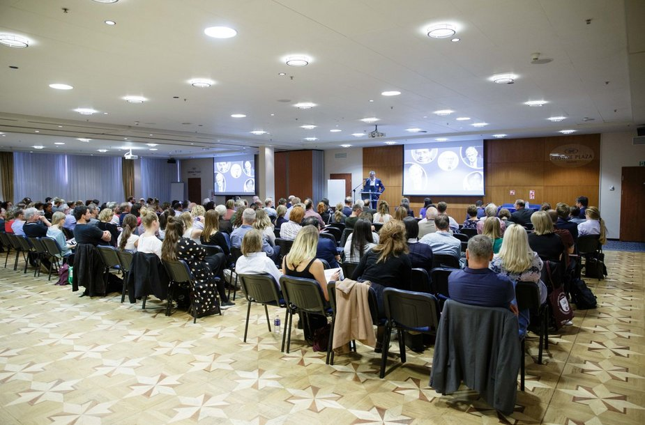 IATSO konferencija seksualinių nusikaltimų problematikai aptarti