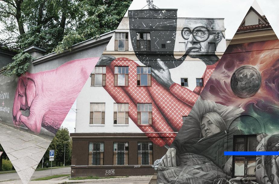 Miestų graffiti